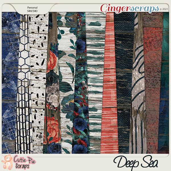 Deep Sea Wood Papers