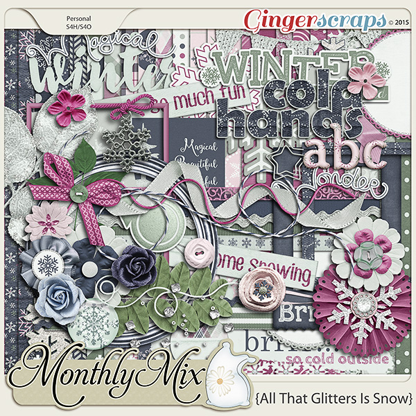 Monthly Mix: All That Glitters Is Snow