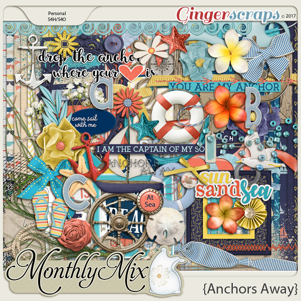 Monthly Mix: Anchors Away