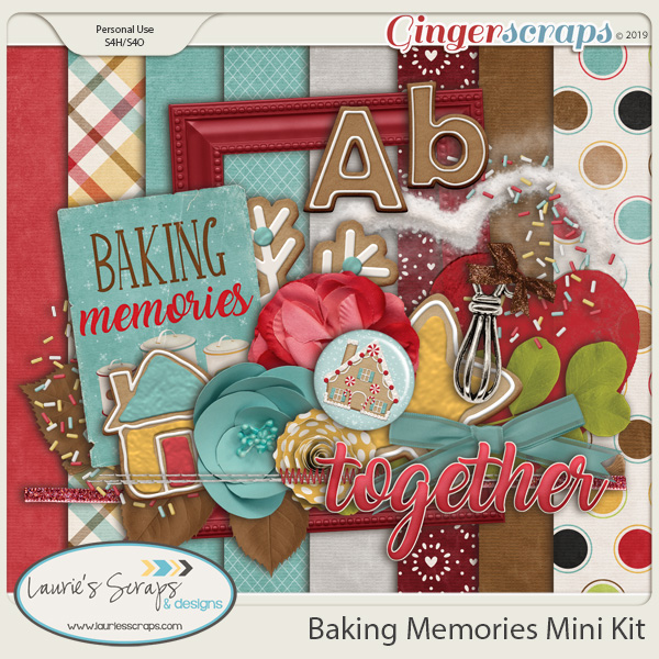 Baking Memories Mini Kit