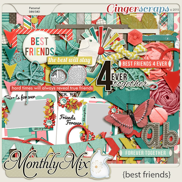 Monthly Mix: Best Friends