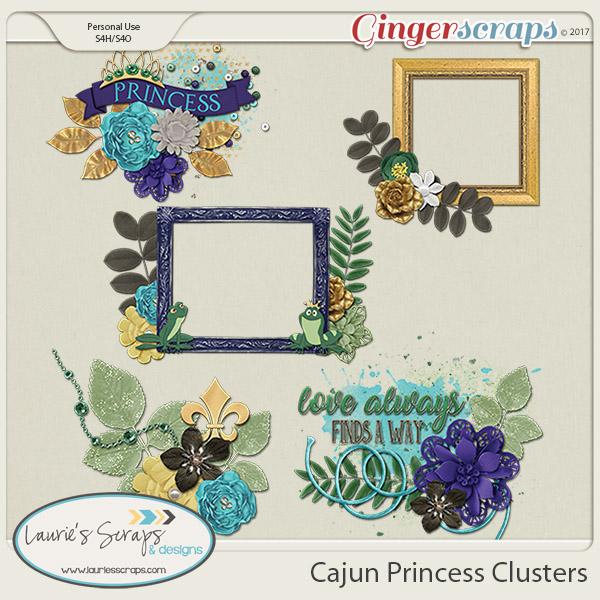Cajun Princess Clusters