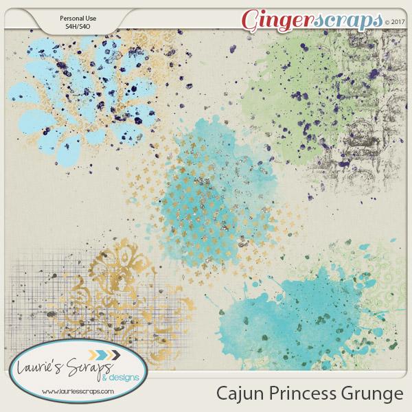 Cajun Princess Grunge