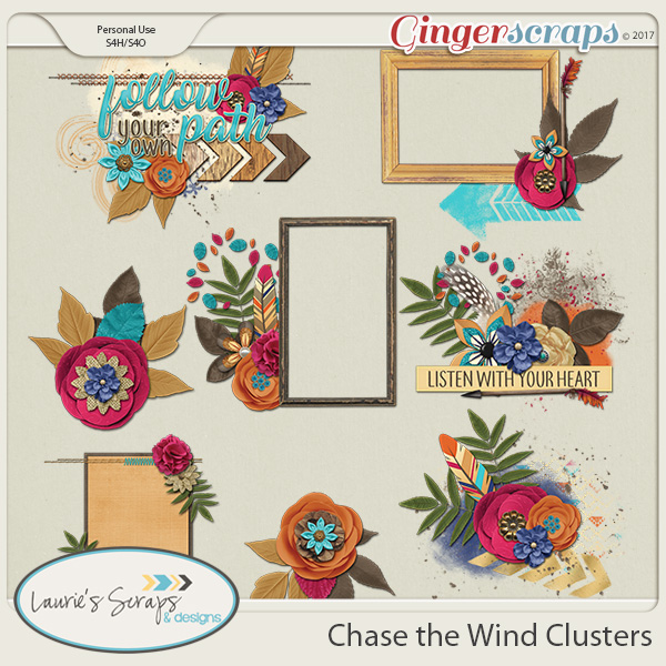 Chase The Wind Clusters
