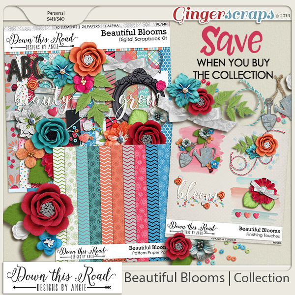 Beautiful Blooms   Collection