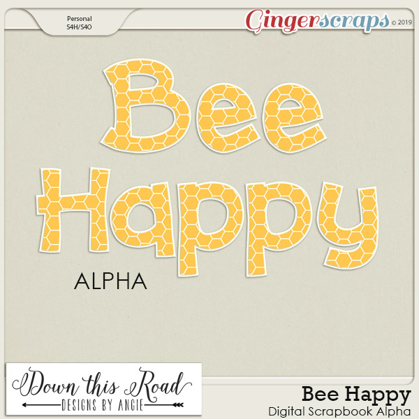 Bee Happy Alpha Pack
