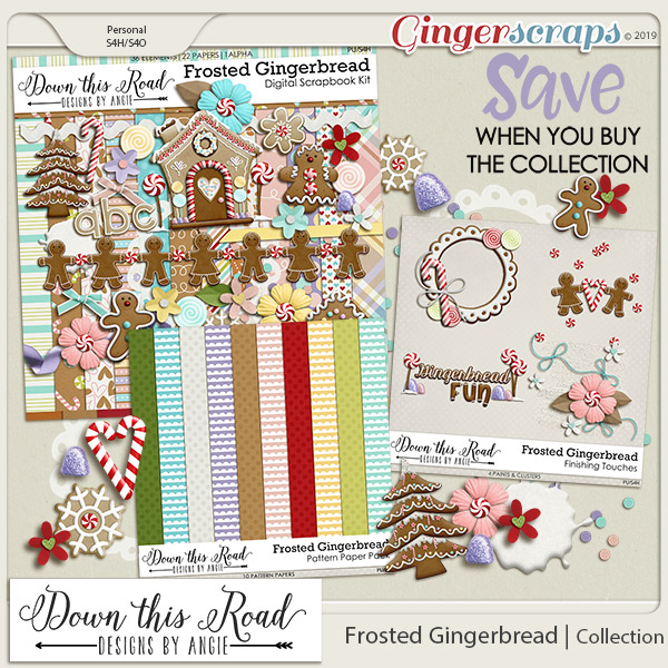 Frosted Gingerbread | Collection
