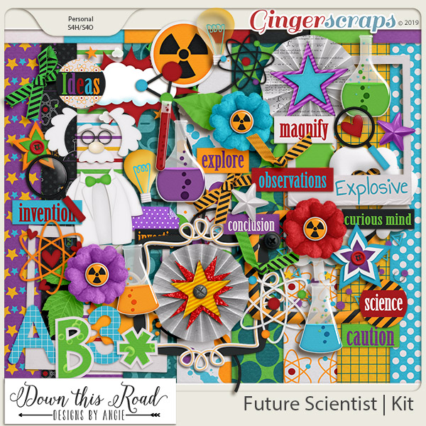 Future Scientist | Kit
