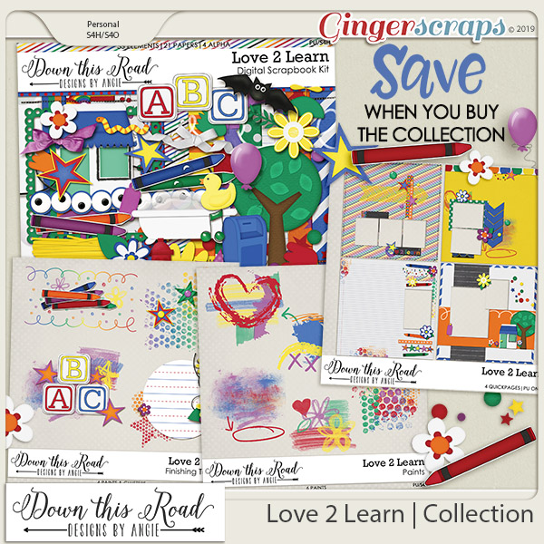 Love 2 Learn | Collection