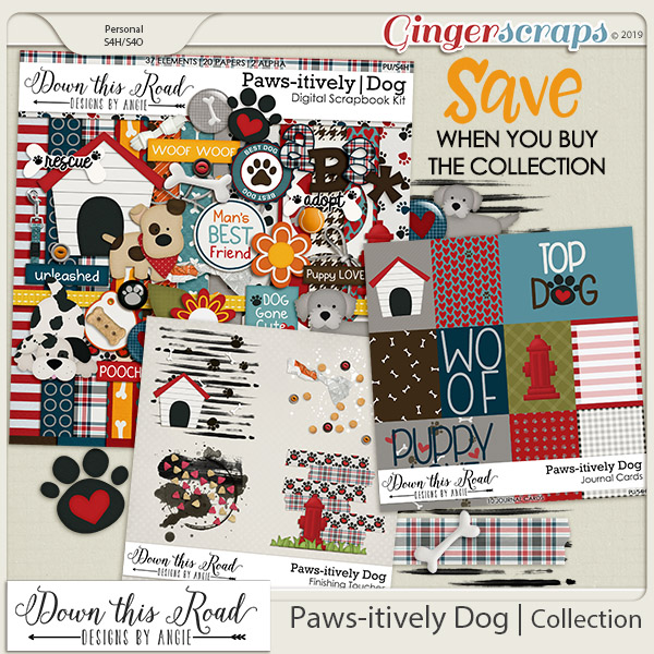 Paws-itively Dog | Collection