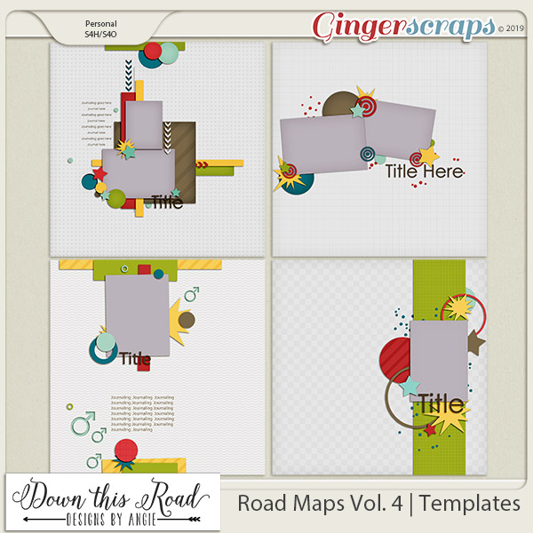 Road Maps | Vol. 4