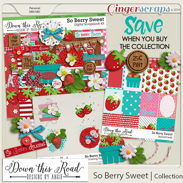 So Berry Sweet | Collection