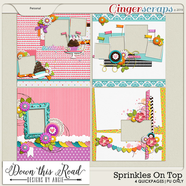 Sprinkles On Top | Quickpages