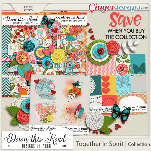 Together In Spirit | Collection