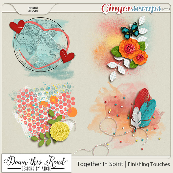 Together In Spirit | Finishing Touches