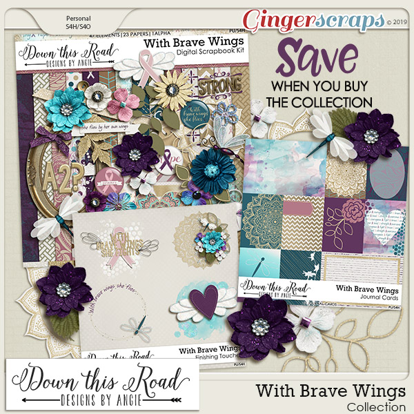 With Brave Wings Collection