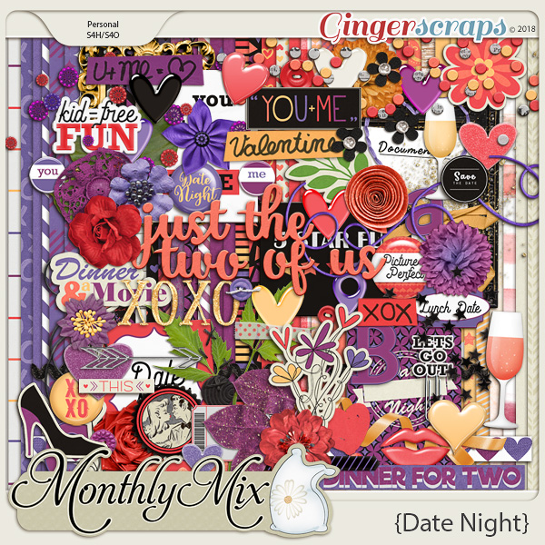 GingerBread Ladies Monthly Mix: Date Night