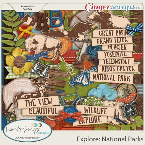 Explore: National Parks