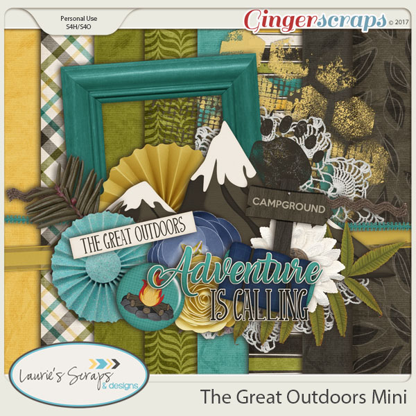 Explore: The Great Outdoors Mini Kit