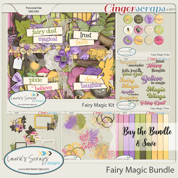 Fairy Magic Bundle