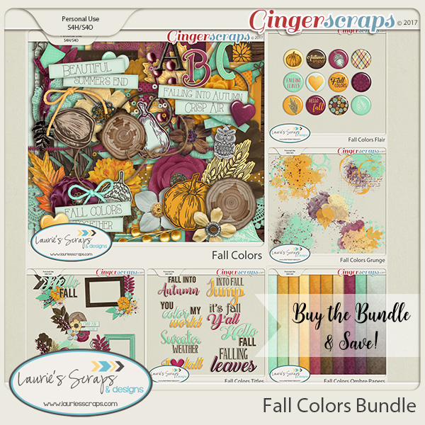 Fall Colors Bundle