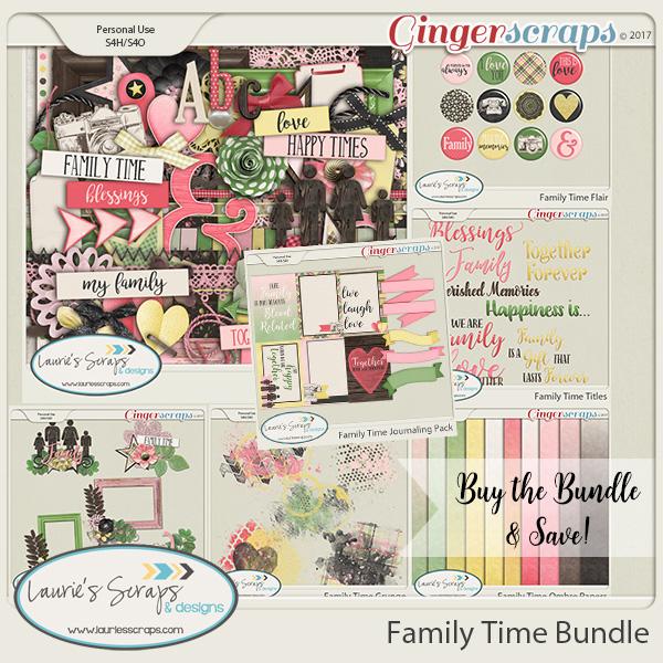 Family Time Bundle