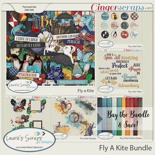 Fly a Kite Bundle