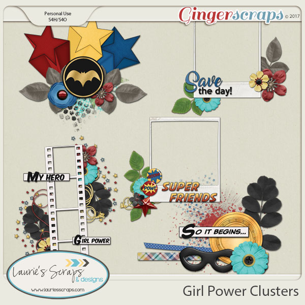 Girl Power Clusters