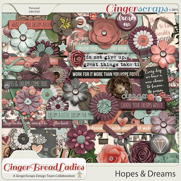 GingerBread Ladies MEGA Collab: Hopes & Dreams