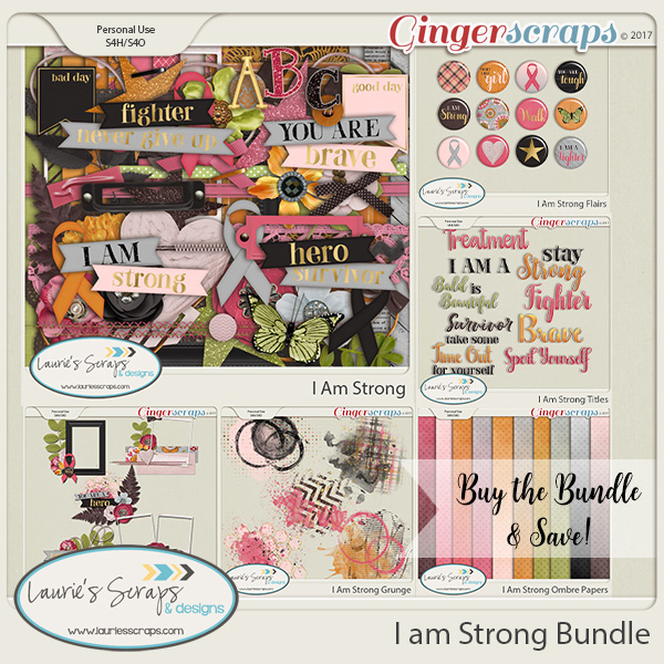 I am Strong Bundle