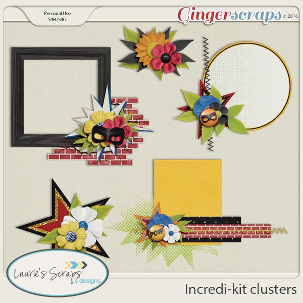 Incredi-Kit Clusters