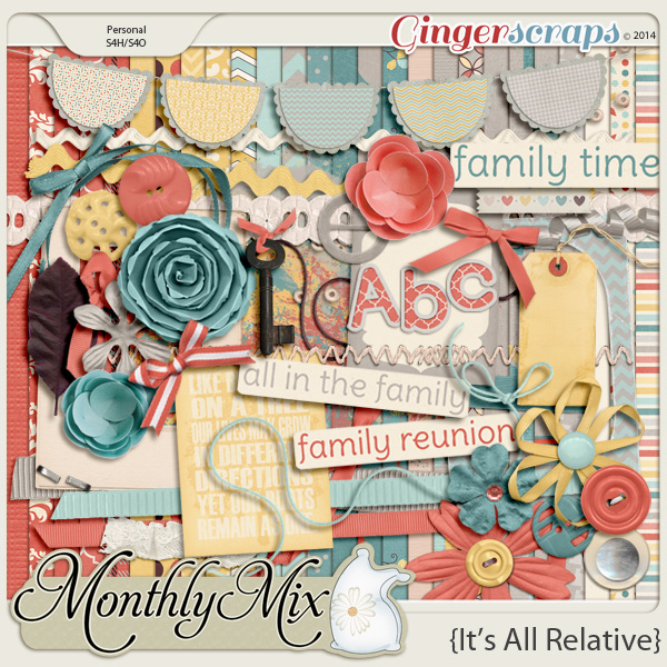 Monthly Mix: It's All Relative