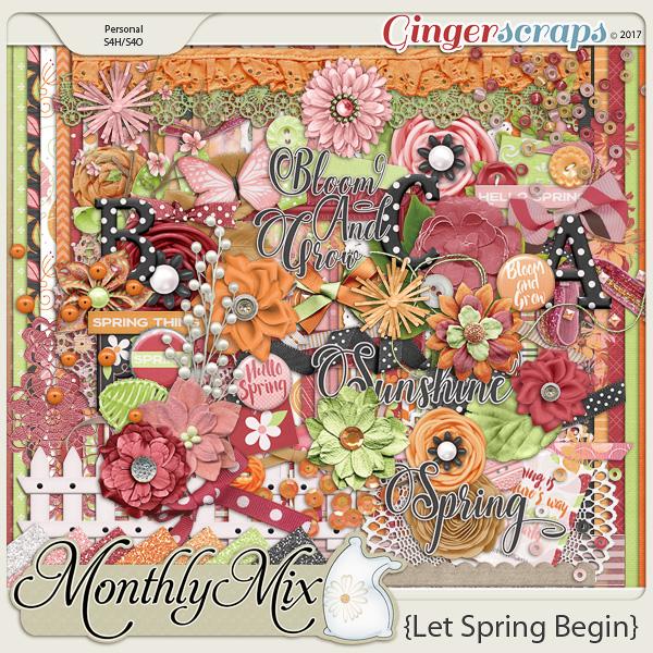 Monthly Mix: Let Spring Begin