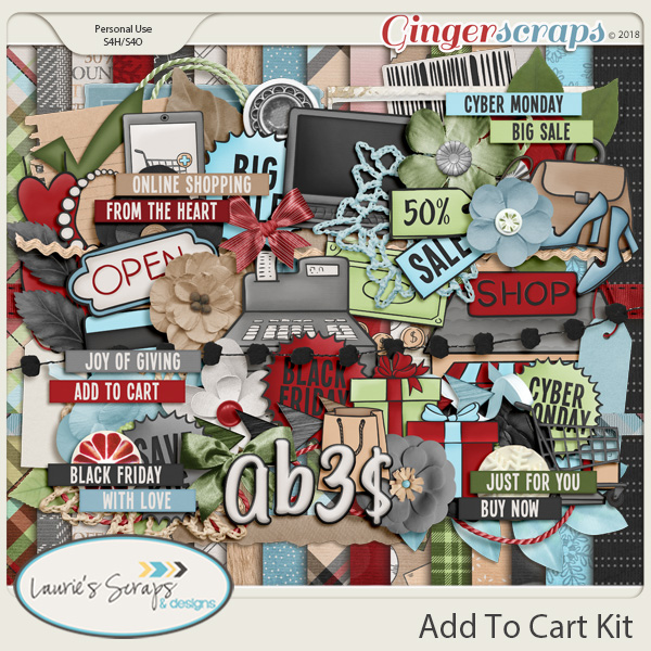 Add To Cart Page Kit
