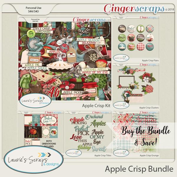 Apple Crisp Bundle