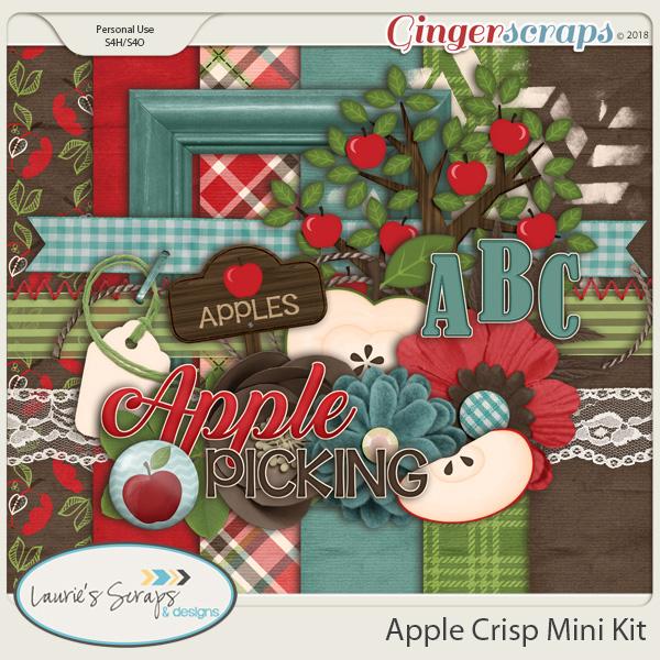 Apple Crisp Mini Kit