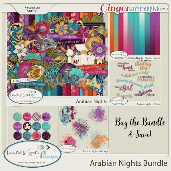 7d6eeeb184 GingerScraps :: Bundled Goodies :: Arabian Nights Bundle