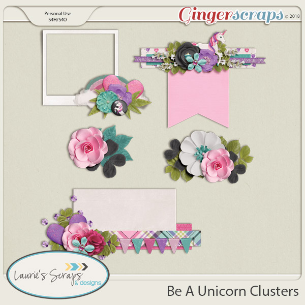 Be A Unicorn Clusters