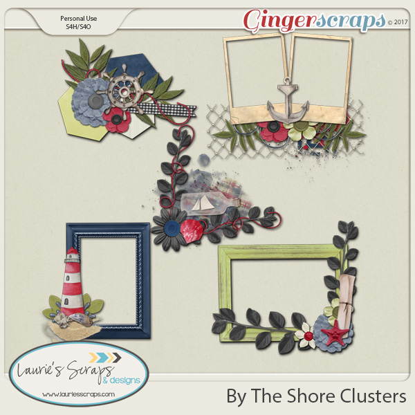By The Shore Clusters
