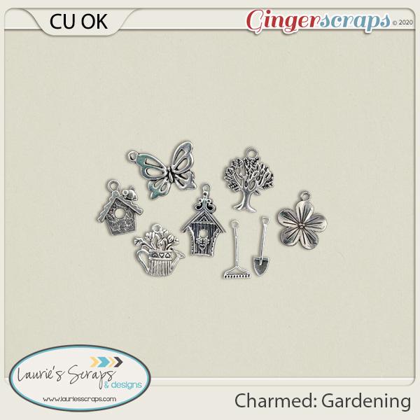 Charmed: Gardening