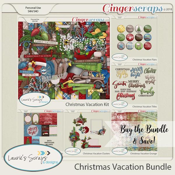 Christmas Vacation Bundle