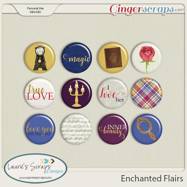 Enchanted Flairs