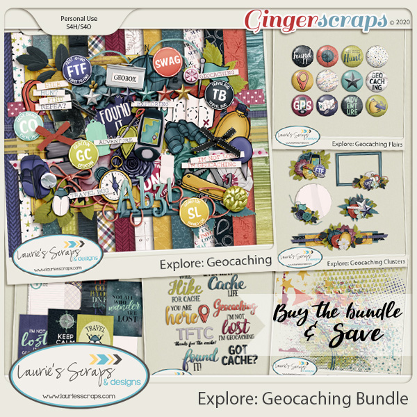 Explore: Geocaching Bundle