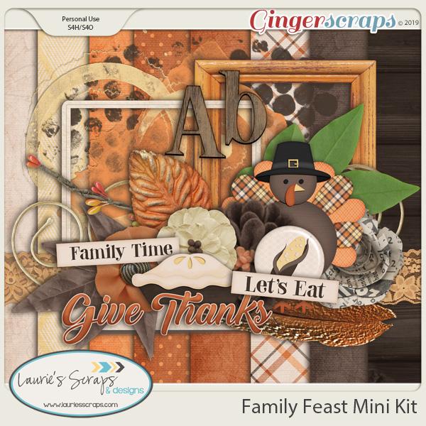 Family Feast Mini Kit