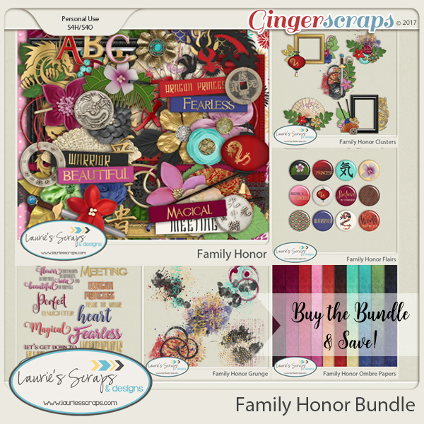 Family Honor Bundle
