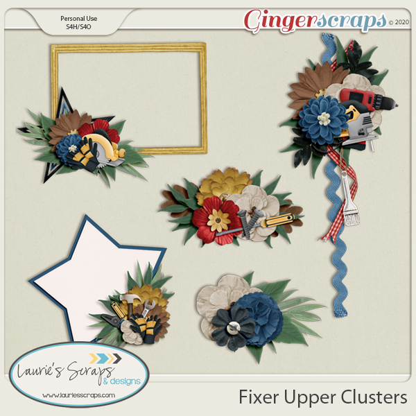 Fixer Upper Clusters