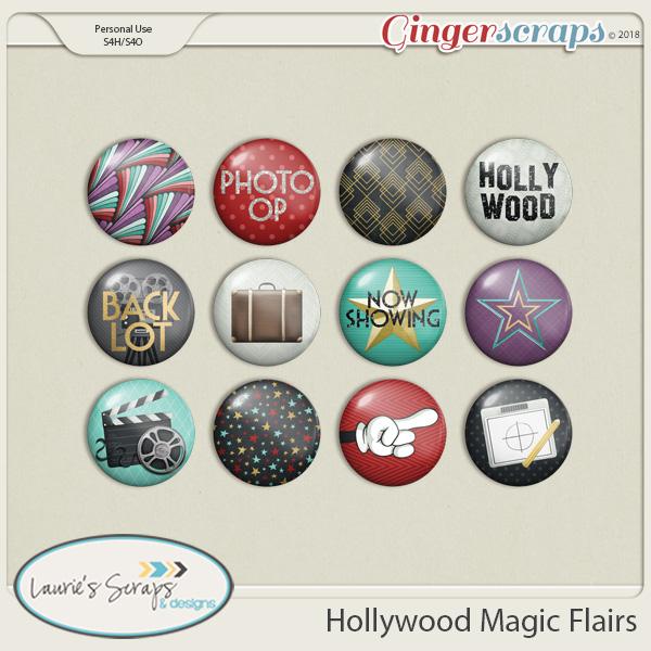 Hollywood Magic Flairs