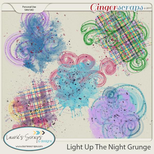 Light Up The Night Grunge