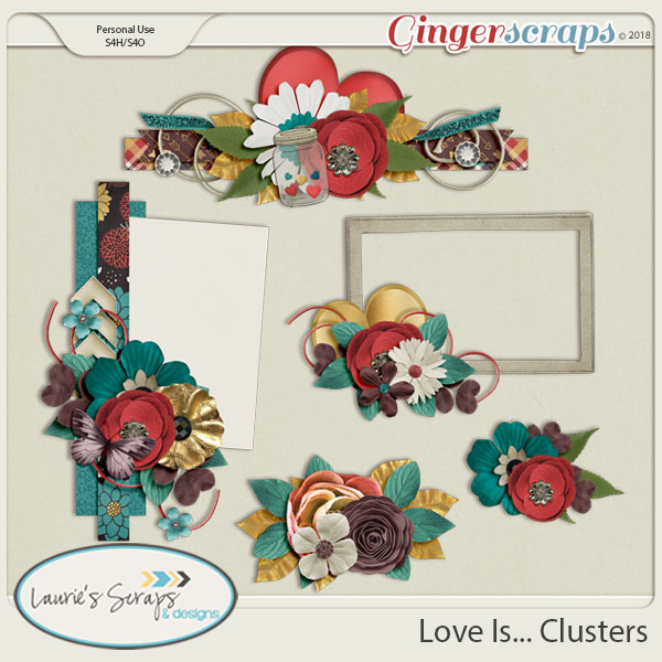 Love Is... Clusters