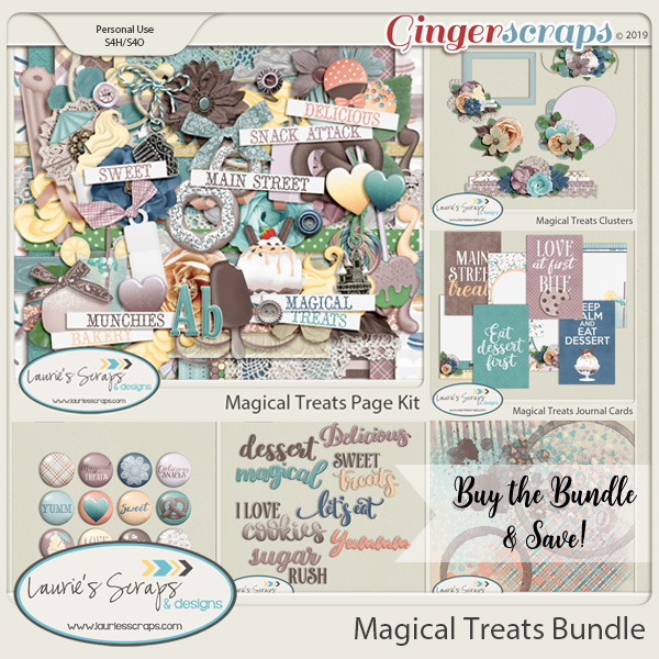 Magical Treats Bundle